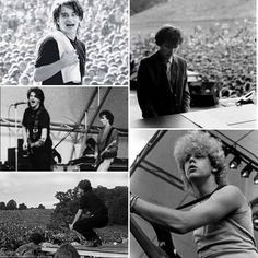 16.08.1981 October Tour: Slane Castle - Slane, Irlanda. #U2 #Bono #TheEdge #AdamClayton #LarryMullenJr #OctoberTour
