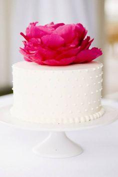 small cake idea