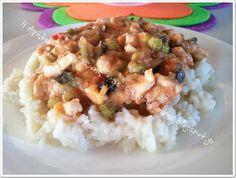 Η απόλαυση της βρώσης: Ρύζι με κοτομπουκίτσες και λαχανικά