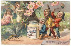 Liebig Companys Fleisch Extract Victorian Trade Card