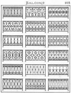 balcon ancien garde corps directoire fer forge lyon xviiie s serralheria pinterest lyon. Black Bedroom Furniture Sets. Home Design Ideas