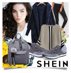 """""""SHEIN 4/10"""" by betty-boop23 ❤ liked on Polyvore featuring Sheinside and shein"""
