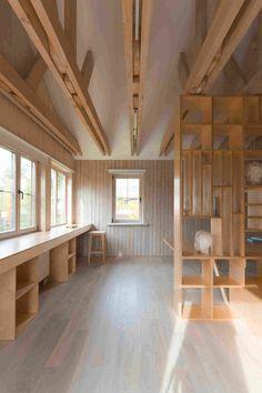 Arquiteto estúdio garagem coberta em Ruetemple