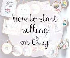 Selling on Etsy can be confusing. Get your shop up and running without any issues with this handy guide.