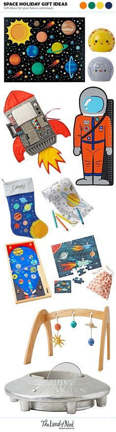 Moonbeam Nightlight Outer Space Mini Coloring Roll Space Pic Perfect Stocking Set Na Baby Gym With Solar Carry Home Rocket Ship Planets Poster Decal Sunbeam Nightlight Astronaut Decal Growth Chart Flying Saucer Sit on Space Age Pinball Game