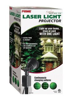 13 Best Christmas Light Projector Images On Pinterest