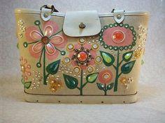 Enid Collins handbags - I love them.