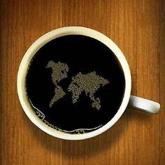 The international coffe experience at The Tea Lounge Coffee Cafe, Coffee Drinks, Coffee Shop, Coffee Lovers, Latte Art, I Love Coffee, My Coffee, Black Coffee, Morning Coffee