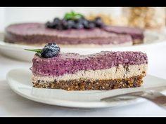 Cheescake de Blueberries Vegano | Mi Vida en un Dulce