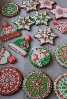 Sunday Photo: Christmas Cookies Part One | Estilo Tendances