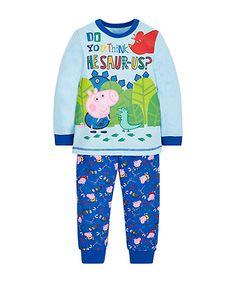 George Pig Dinosaur Pyjamas