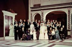 Pin for Later: 10 Drop-Dead-Gorgeous Vintage Royal Wedding Gowns Princess Beatrix of the Netherlands, 1966 Princess Beatrix married Claus von Amsberg dressed in a gown by Caroline Bergé-Farwick of Maison Linette, a couturier to the royal family.