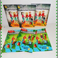 #MünsterlandDetektive #Kinderkrimi #Münster #Münsterland #Pferde #Abenteuer #Reiten #Rheine #Hörstel #Riesenbeck #Grundschule #Lesung #AnjaStroot #Reiterhof #Buchtipp #Kinderbuch #Neuersch #fbm16 #Kinderbuchreihe Jupi! Ich freue mich. Ab sofort ist auch Band 2 Die verflixte Wiese erhältlich. Viel Spaß damit. Besucht mich doch mal auf Facebook, Twitter, Pinterest, lovelybooks, youtube, ... Wenn es euch gefällt, lasst gerne ein Like da. Würde mich riesig freuen. Herzliche Grüße Anja Stroot…