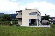 Gartenansicht Einfamilenhaus S. (От up2 Architekten)