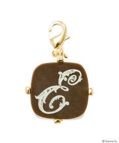 Chocolat nitial Charm/E