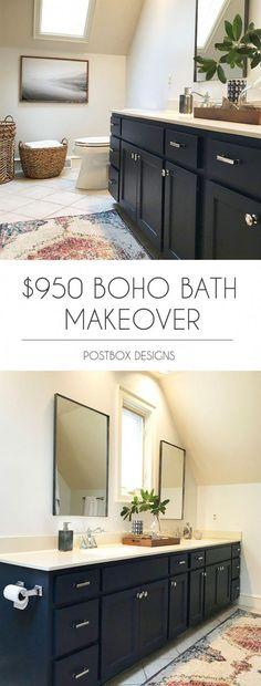 Best Bathroom Paint #FunGuestBathroom #Pensamentos #Rusticbathroomideas