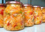 Ruošiniai žiemai Archives - Page 2 of 7 - Skaniausi patiekalų receptai! Cooking Yams, Top Salad Recipe, Veggie Recipes, Snack Recipes, Vegan Cafe, Homemade Pickles, Jam And Jelly, Russian Recipes, Canning Recipes