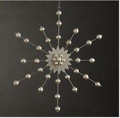 Ornate snowflake 2