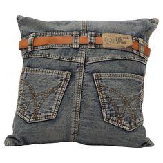 Lasso Pillow I