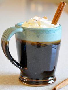 vanilla steamer - CrockPot beverage/coffee creamer