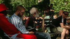 Tot geglaubte Jazz-Legende auf der Parkbank entdeckt #musik #music