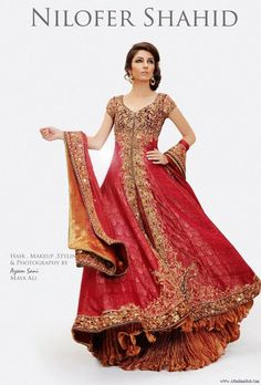 Pakistani/Indian Wedding Dress Check out more desings at: https://www.mehndiequalshenna.com/