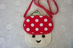 Cute purse by Kawaii