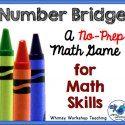 http://whimsyworkshop.blogspot.com/2014/10/number-bridge-no-prep-math-game-bright.html