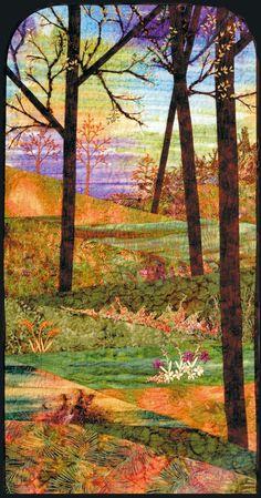 Landscape Quilt...WOW,