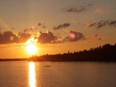 BWCA-use to vacation here. Picture was taken by my son