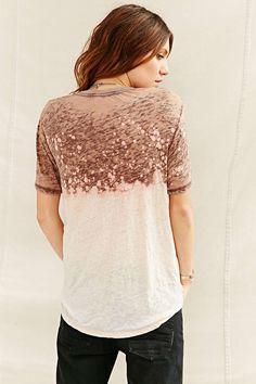 Bleached tee #shirt