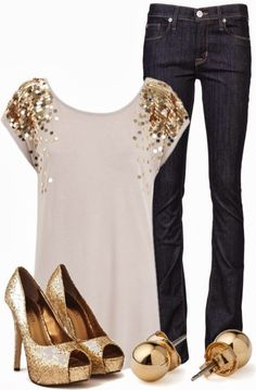 Evening outfit