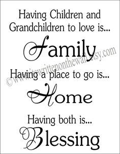 Image result for free vinyl grandchild saying png