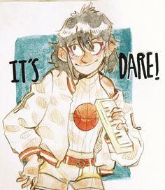 """""""My art"""" gorillaz noodle 'dare' fan art  (Phase 4)"""