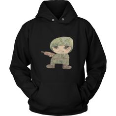 My Little Battle Buddy - get your exclusive Battle Buddy Hoodie, T-Shirt, Mouse pad etc at www.mobilefrills.com Check out this and many more products