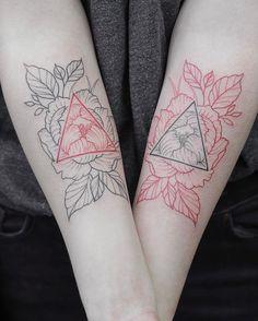 Tatouage couple original- 70+ idées pour passer sous l'aiguille ensemble sans regret !