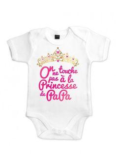 Body BEBE la princesse de papa