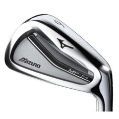 Mizuno Iron Set - The Mizuno is made from a thick, powerful Grain Flow Forged iron crafted to awaken the shotmaker in players needing just a little Golf Clubs, Iron, Sticks, Battle, Steel