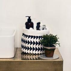 aufbewahrung pflanzen plant box dark grey von ferm living mbelideen pinterest mbel und ideen - Fantastisch Tolles Dekoration Ferm Living Korb