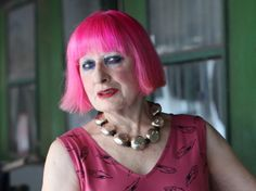 Zandra Rhodes On London Fashion Week And Sustainable Fashion: Soon We Wont Have People Or A Planet