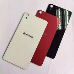 대한 lenovo s850 case 원래 유리 다시 커버 배터리 후면 도어 주택 s850 case 스티커 접착 전화 케이스 s850t 펀다 파라