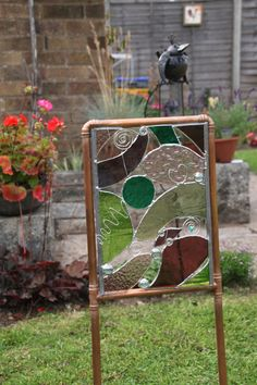 Hey, I found this really awesome Etsy listing at https://www.etsy.com/uk/listing/242891393/tiffany-style-stained-glass-garden