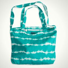 This tie-dye tote is perfect for festival season.