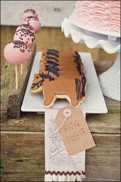 """Photo 22 of Pink Brown Vintage Ponies / Birthday """"Vintage Pony Party"""" Pony Party, Pony Ride Birthday Party, Horse Birthday Parties, 5th Birthday Party Ideas, Ideas Party, 3rd Birthday, Horse Party, Cowgirl Party, Cowgirl Birthday"""