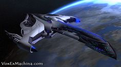 Romulan advanced battlecruiser variant