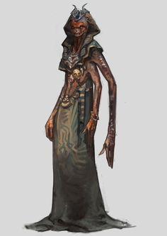 ArtStation - Creatures for Ultimum RPG, Vlad Gheneli