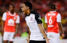 Blog Esportivo do Suíço:  Elias arranca empate com o Santa Fé, e Corinthians se mantém na liderança
