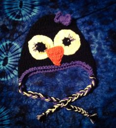 A personal favorite from my Etsy shop https://www.etsy.com/listing/211537107/handmade-crochet-penguin-hat