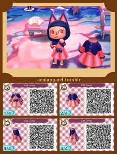 72 Best New Leaf Qr Codes Images New Leaf Animal Crossing Guide