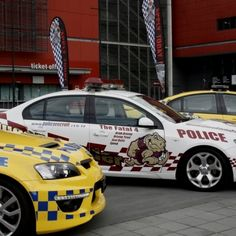Queenslander. State Pride. Police Vehicles, Emergency Vehicles, Police Cars, Auto Service, Public Service, Cops Humor, Aussie Muscle Cars, Queenslander, Car Decals